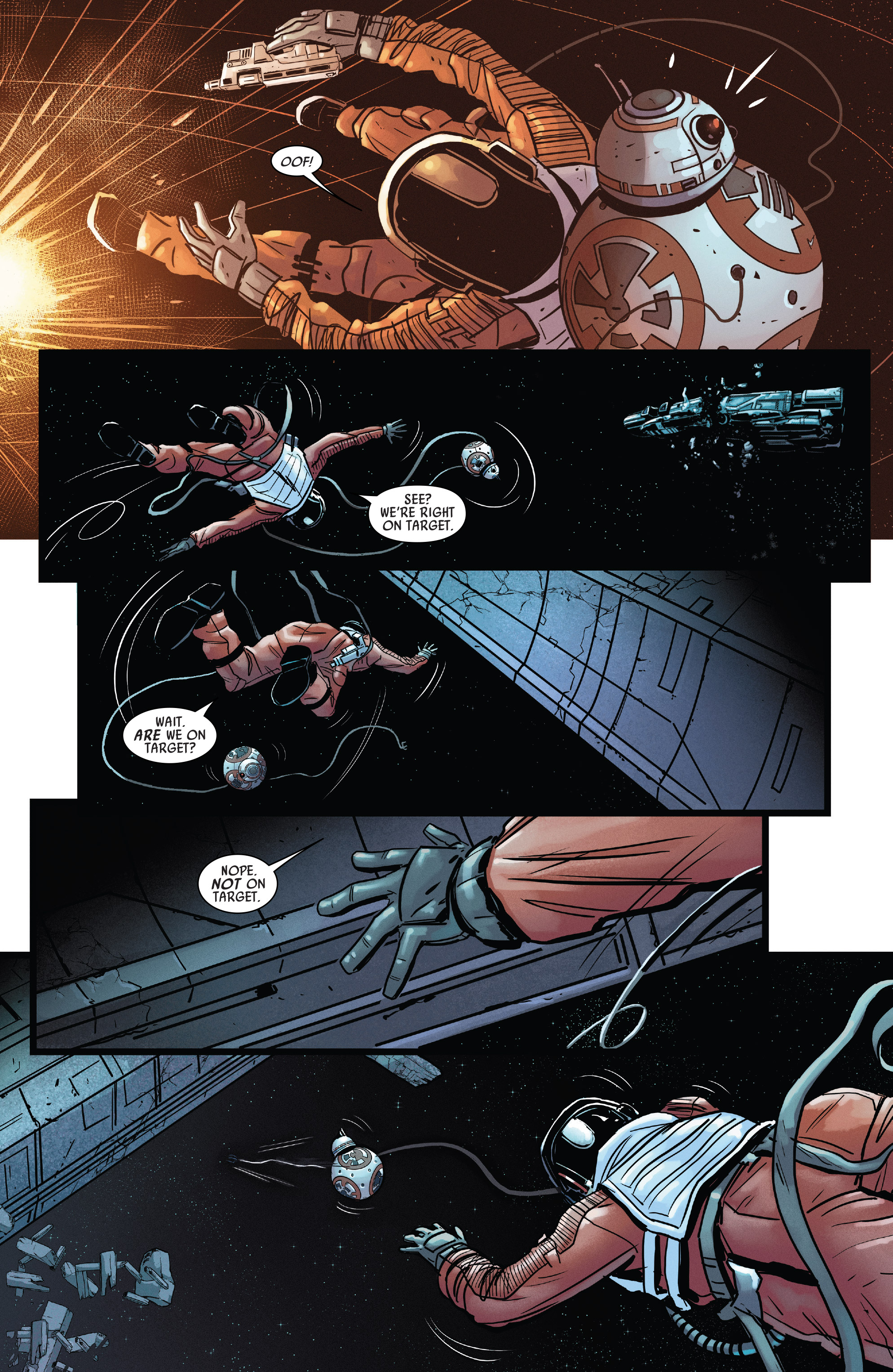 Read online Star Wars: Poe Dameron comic -  Issue # _Annual 1 - 11