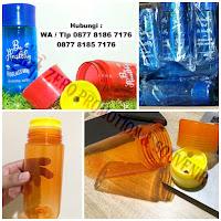 Jual Tumbler Plastik Reno Hydration Water Bottle, Tumbler Botol Minum Chielo Murah, Tumbler RENO HYDRATION WATER