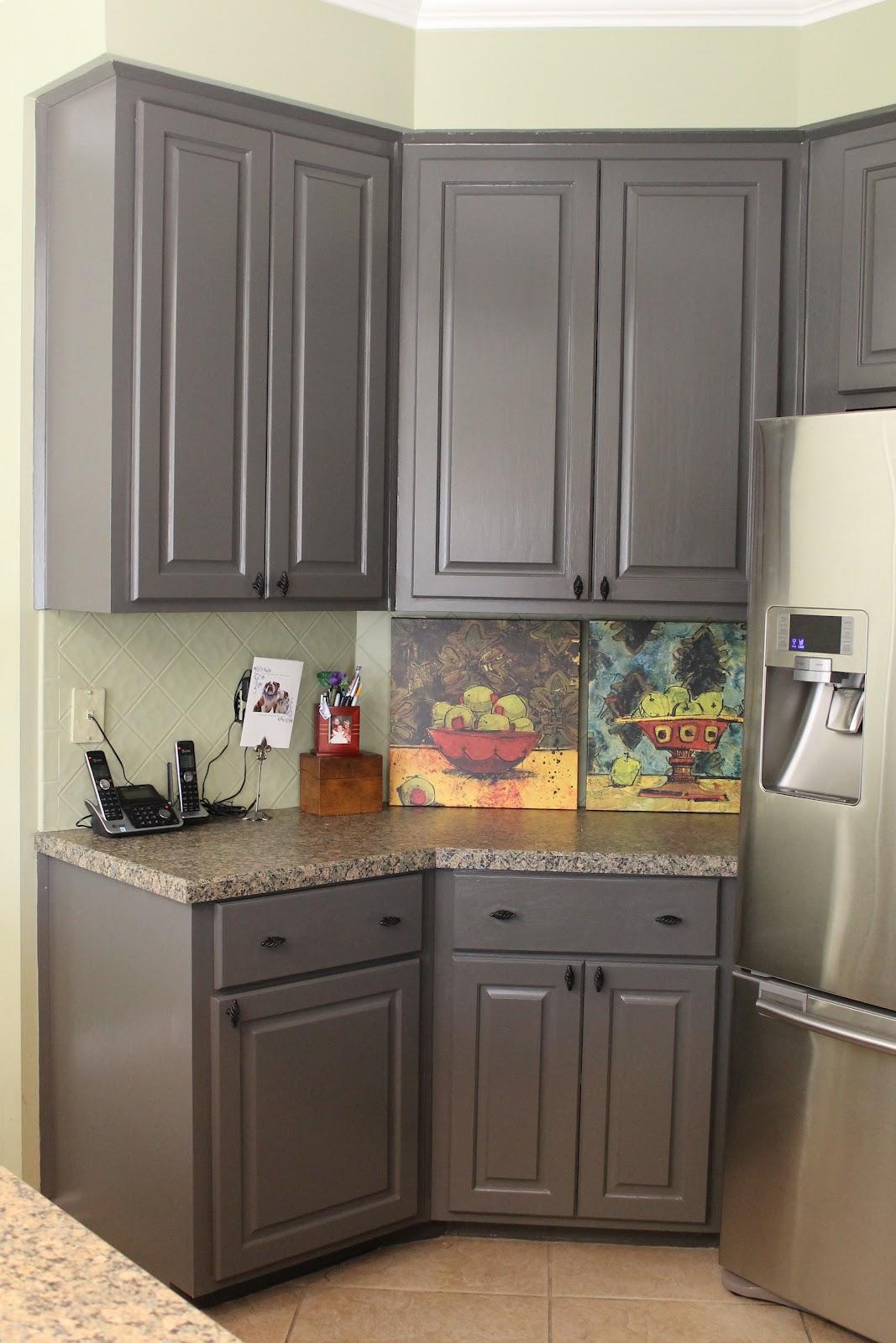kitchen mini makeover metal kitchen cabinets