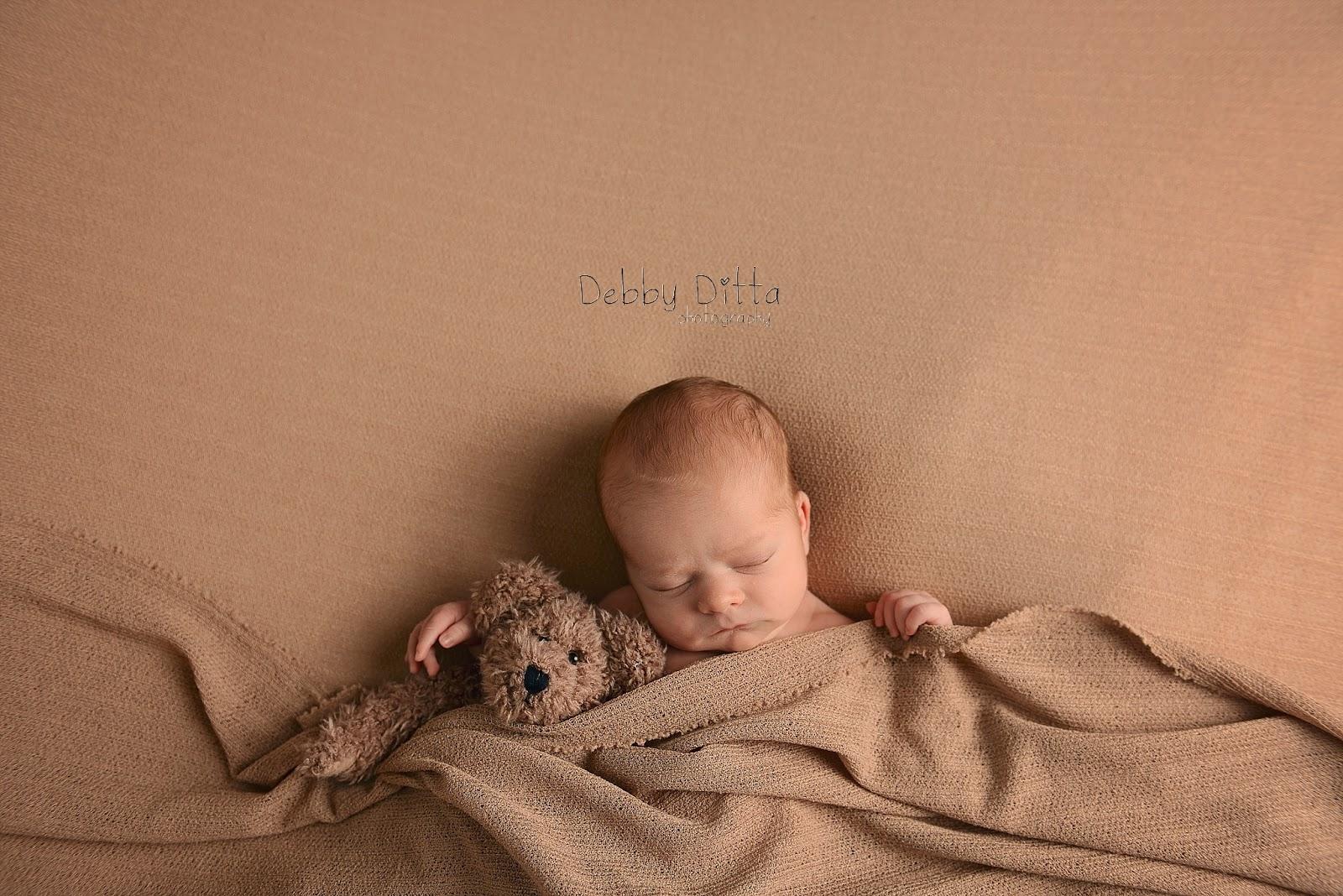 Debby Ditta Photography: Colton 16 days old Newborn baby boy