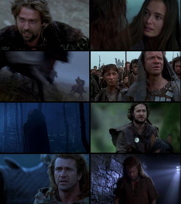 Braveheart 1995 Dual Audio Hindi 720p BluRay