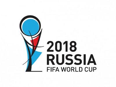 Logo Rusia 2018