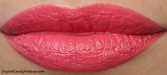 Nars Audacious Lipstick in Juliette Lip Swatch