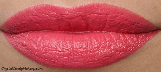 Nars Audacious Lipstick in Juliette Lip Swatch