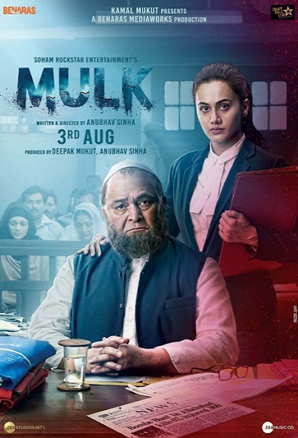 poster Mulk 2018 Full Hindi Movie Download 720p
