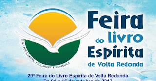 Ministério Público Federal: Manter a Feira do Livro Espírita de Volta Redonda no memorial Zumbi