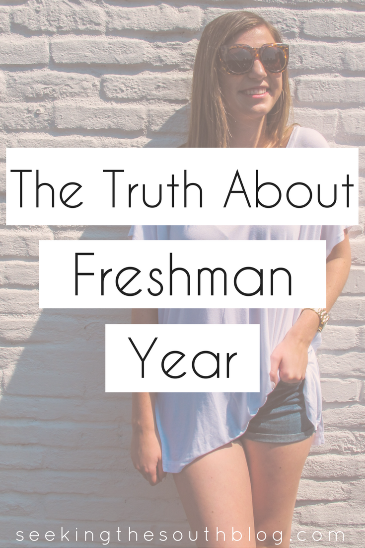 The Truth About Freshman Year