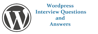 Wordpress Interview Questions and Answers_w3technology.info
