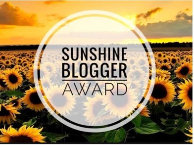 Sunshine Blogger Award 2013 + 2018