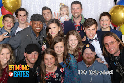 Bringing UP Bates crew members