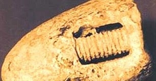 Is This A 300 Million Year Old Screw Inside A Rock 👽🐙🛸🔱🛸🐙👽