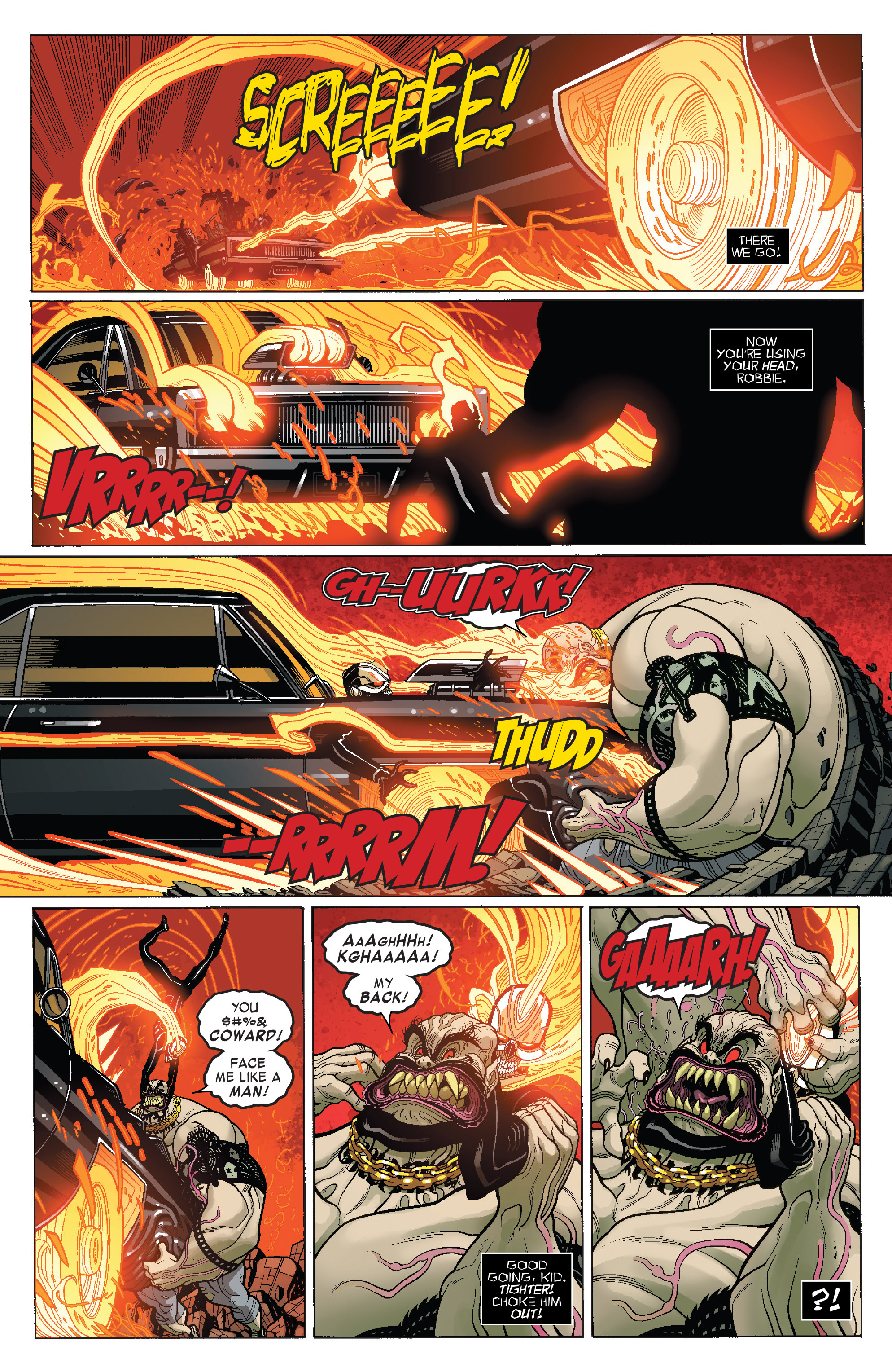 Read online All-New Ghost Rider comic -  Issue #4 - 6