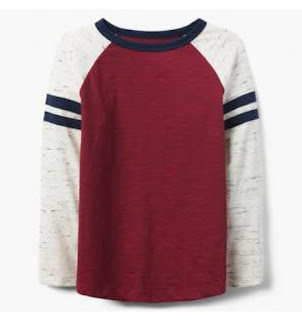 Athletic Raglan Tee