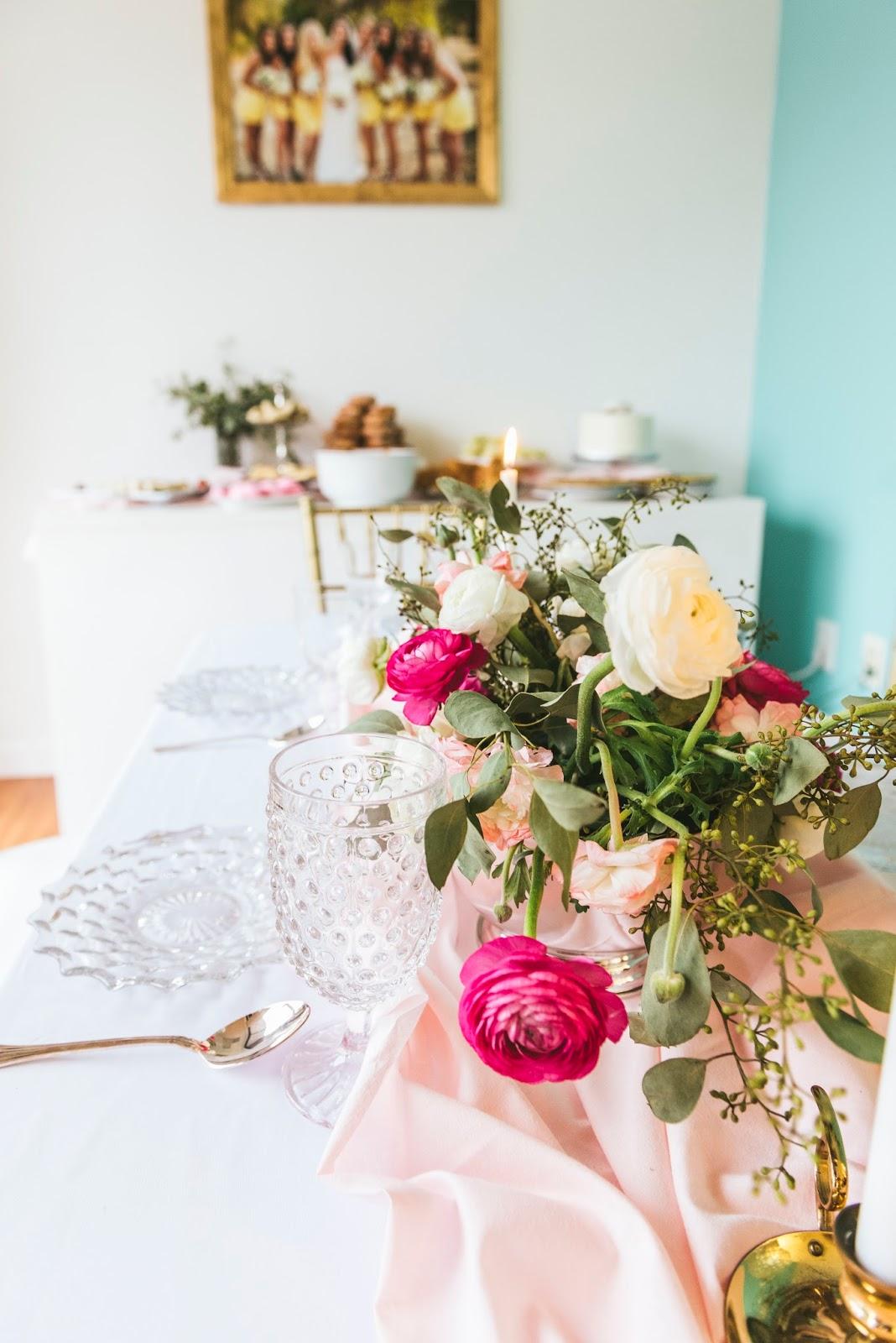 Pink-color-scheme-for-styled-brunch