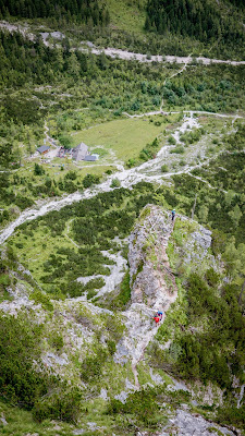 Silberkarklamm Rundweg Wilde Wasser und Klettersteige  Ramsau am Dachstein   Hias-Klettersteig  Siega-Klettersteig 14