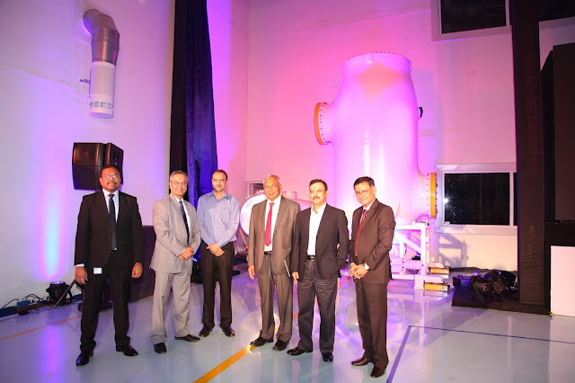 GE commences India's first 'Make in India' 765kV GIS dedicated manufacturing line at Chennai