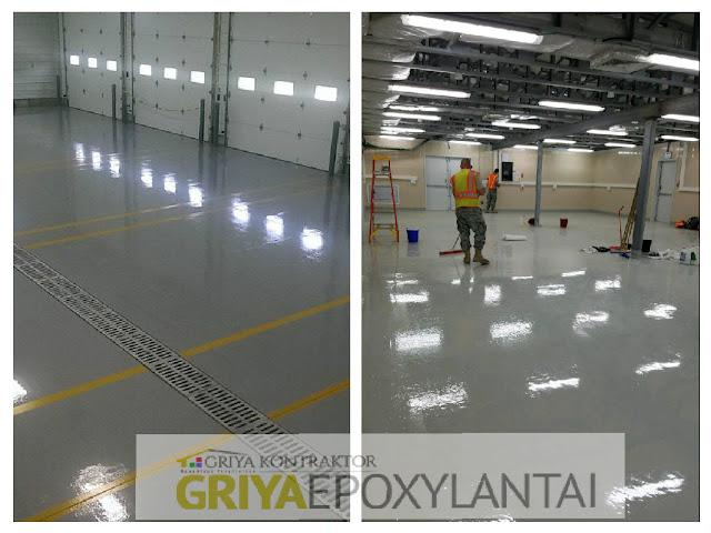 Jasa Epoxy Lantai | griyakontraktor