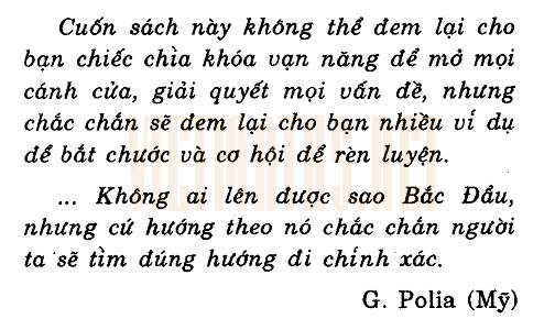 Lam the nao de hoc tot Toan pho thong - Phan 2, Dao Van Trung