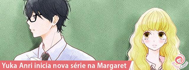 Yuka Anri inicia nova série na Margaret Otome no houkago