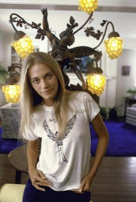 Peggy Lipton jovem foto