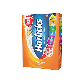 Deals on Horlicks Health & Nutrition drink