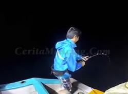 Mancing Dapat Ikan Pari Besar Catch And Release