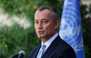 ميلادينوف: ندعم معالجة قضايا غزة عبر بوابة الشرعية التفاصيل من هناا