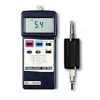 Jual Vibration Meter Lutron VB-8202 Call 08128222998