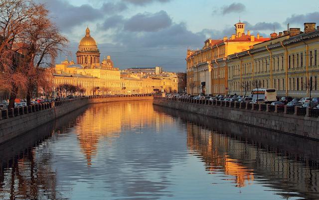 Лучшие фото Санкт-Петербурга
