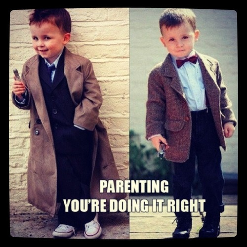 Parenting: Doing It Right