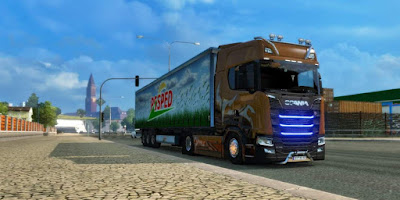 Scania S Ceper (new update 1.0)