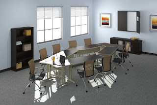 Meeting Plus Training Room Tables