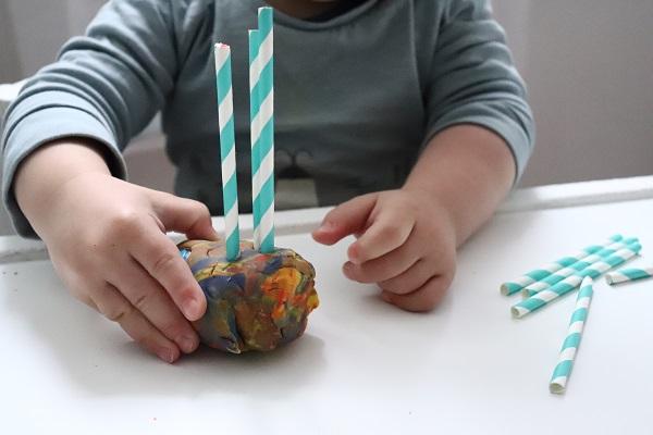 activité montessorie pour bébé