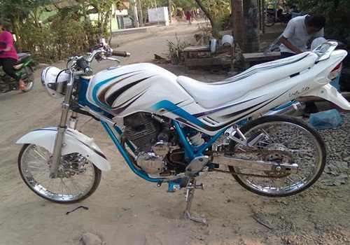 Foto Modifikasi Motor Yamaha Jupiter Mx 2014 Simple .html