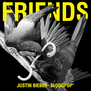 Justin Bieber & BloodPop® - Friends - Single  Cover