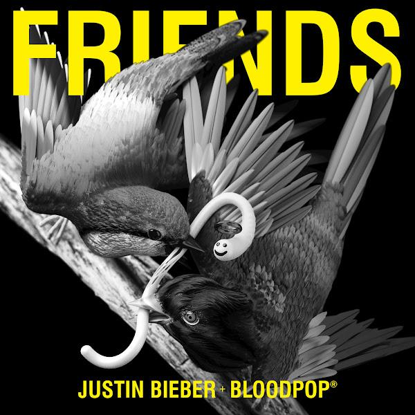 Justin Bieber & BloodPop® - Friends - Single  Cover