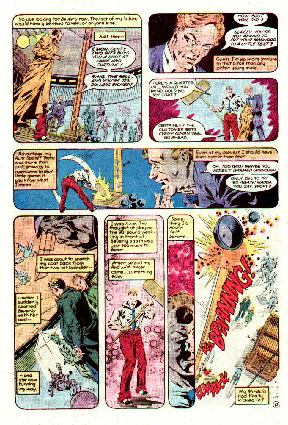Read online Secret Origins (1986) comic -  Issue #16 - 33