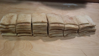 Ciasto drożdżowe cynamonowe do odrywanie