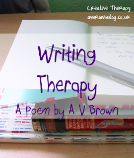 Writing Therapy Poem