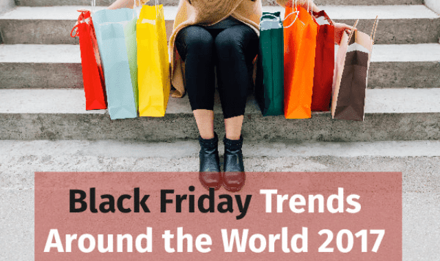 Black Friday Trends Around the World 2017