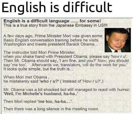 Language & Humor
