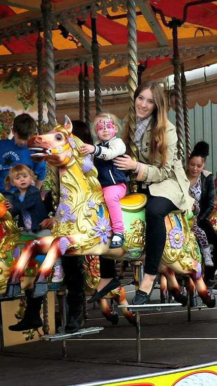 Knowsley Safari Park Carousel
