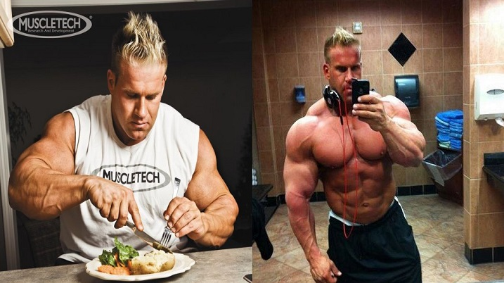 Eating For Mass : Jay Cutler's 2-Week Mass-Building