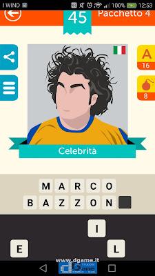 Iconica Italia Pop Logo Quiz soluzione pacchetto 4 livelli 45-75