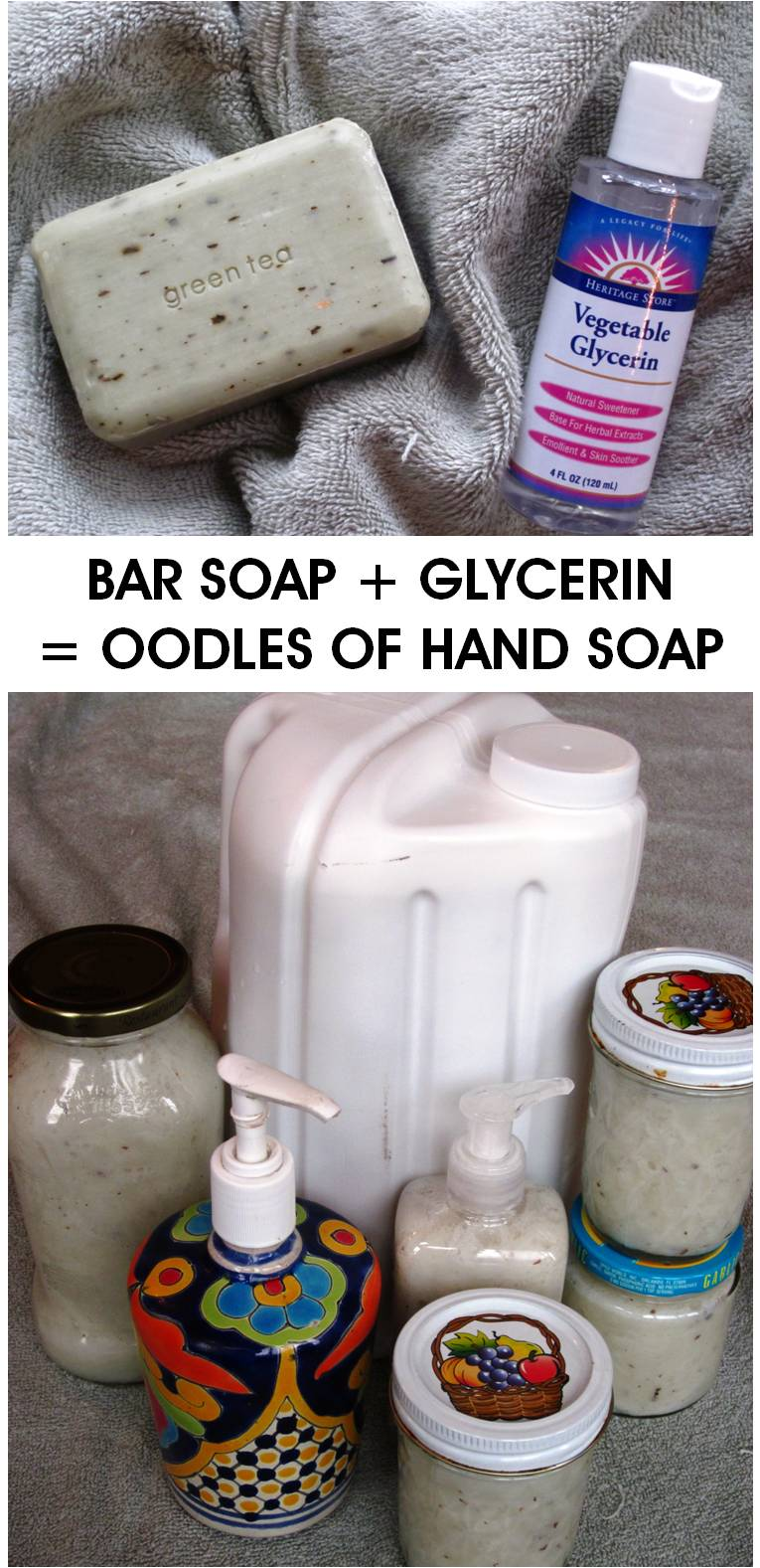 Whole Foods Hand Soap Refill