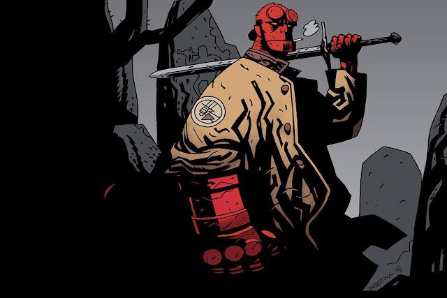 hellboy dark horse comics
