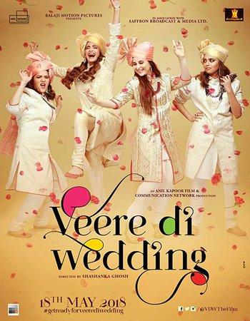 Veere Di Wedding (2018) Hindi pDVDRip x264