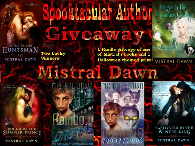 Spooktacular #Author #Giveaway! $150 #Cash #Grand #Prize! #Free To #Enter!