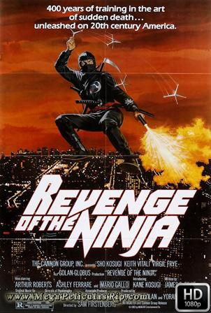 La Venganza Del Ninja [1080p] [Latino-Ingles] [MEGA]