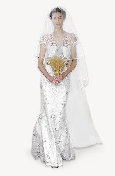 collezione Carolina Herrera 2014 sposa